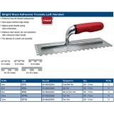 BST8L Trowel 8mm Left Handed