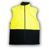 High Visibility Vest Sleeveless (Cotton)