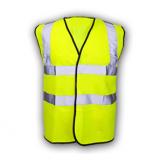High Visibility Vest (Nylon / Polyester)